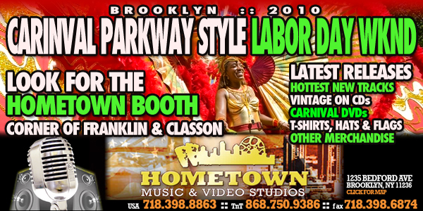 Look For Hometown At Labor Day Carinval On The Parkway